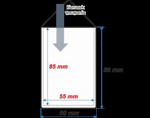 ID 3M Kieszonka na kartę magnetyczną